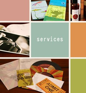 Services of Moxie Creative Studio